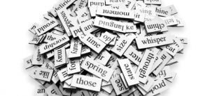 Pile of Words