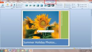 PowerPoint Add Audio2
