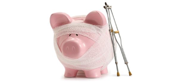 Poorly Pig