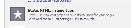 Edit static html