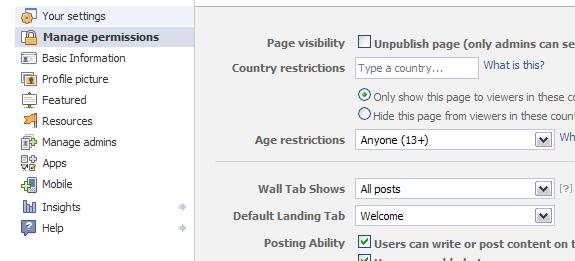 Facebook html app