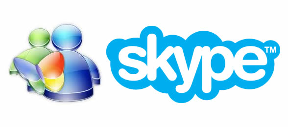 Microsoft Instant Messenger to Merge with Skype