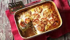Skinny Beef Lasagna