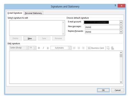 Email signature (2)