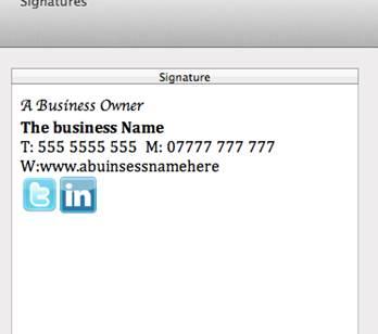 Email signature (3)