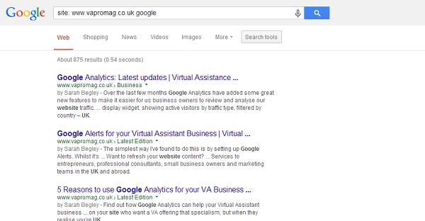 Google Tricks (2)