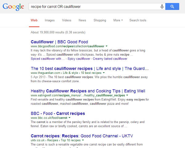 Google Tricks (6)
