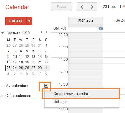 Sync Google and iCal (7)