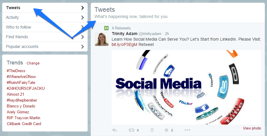 Twitter Discover Tool 3