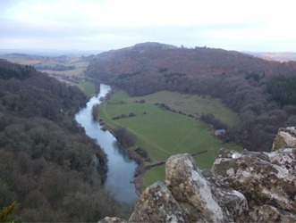 Herefordshire's not a bad place to work from home!