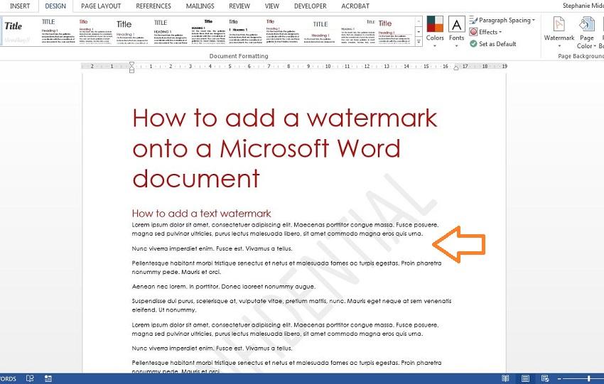 Watermark 3