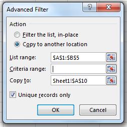 Advanced Filter (2)
