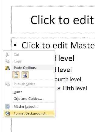 PPT Slide Master 6