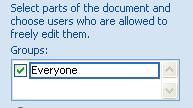 Editable Form Word 20