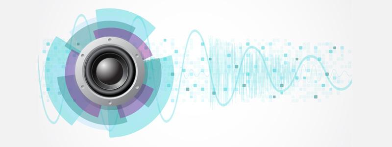 speaker sound